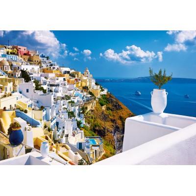 Puzzle Trefl-26119 Santorin, Griechenland