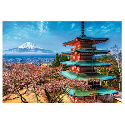 Puzzle  Trefl-26132 Fuji