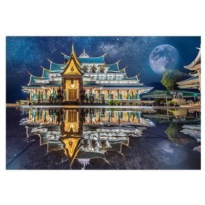 Puzzle Trefl-26141 Wat Pa Phu Kon, Thailand