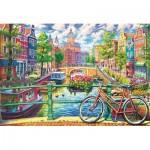 Puzzle  Trefl-26149 Amsterdam