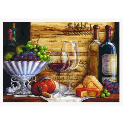Puzzle Trefl-26174 In the Vineyard
