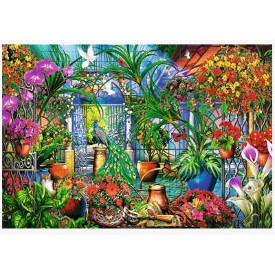 Puzzle  Trefl-26188 Secret Garden
