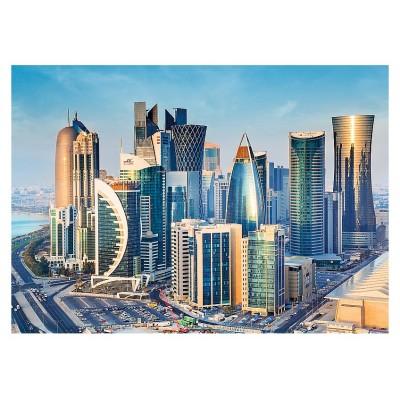 Puzzle  Trefl-27084 Doha, Katar