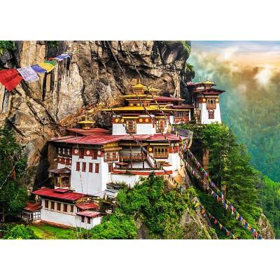 Puzzle  Trefl-27092 Tiger's Nest, Bhutan