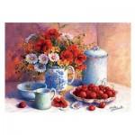 Puzzle  Trefl-27093 Hardwick Trisha - Sweet Afternoon