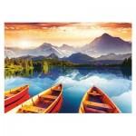 Puzzle  Trefl-27096 Crystal Lake