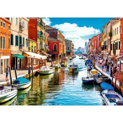 Puzzle  Trefl-27110 Murano, Venedig