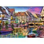 Puzzle  Trefl-27118 Colmar, Frankreich
