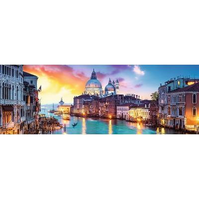 Puzzle  Trefl-29037 Canal Grande, Venedig