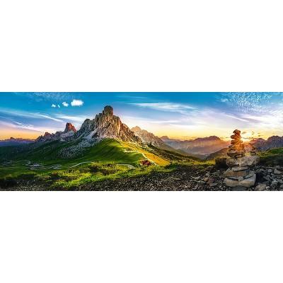 Puzzle Trefl-29038 Passo di Giau, Dolomiten, Italien