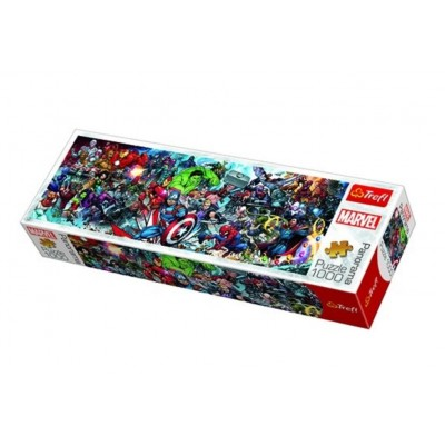 Puzzle Trefl-29047 Join the Marvel Universe