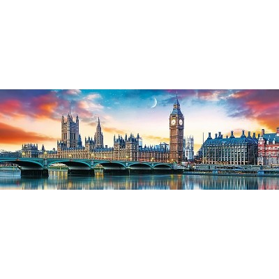 Puzzle  Trefl-29507 London