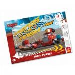 Trefl-31110 Rahmenpuzzle: Cars