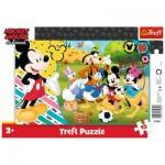 Trefl-31353 Rahmenpuzzle - Mickey Mouse & Friends