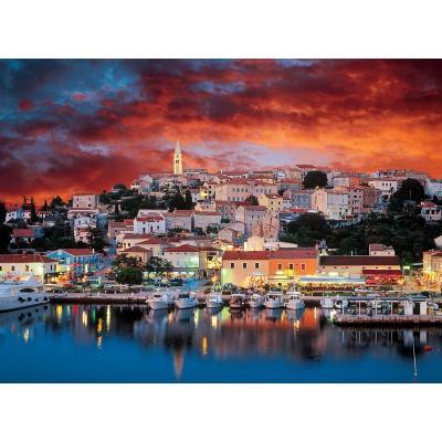 Puzzle  Trefl-33018 Istrien, Kroatien