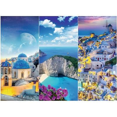 Puzzle Trefl-33073 Griechische Feiertage