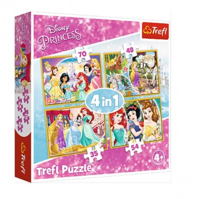 Puzzle  Trefl-34309