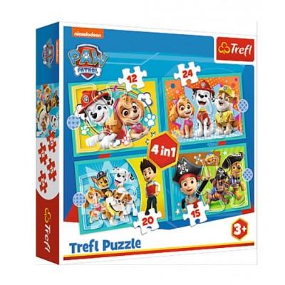 Puzzle  Trefl-34346