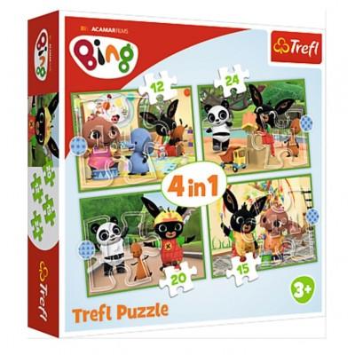 Puzzle  Trefl-34357