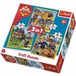 Puzzle  Trefl-34844