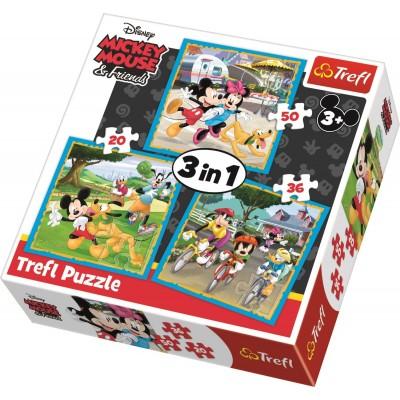 Puzzle  Trefl-34846
