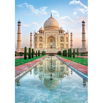 Puzzle  Trefl-37164 Taj Mahal, Indien
