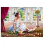 Puzzle  Trefl-37351 Kleine Ballerina