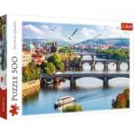 Puzzle  Trefl-37382 Prag