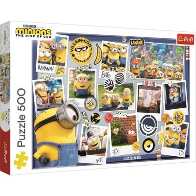 Puzzle  Trefl-37390 Minions