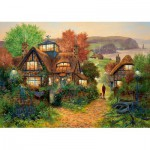 Puzzle  Trefl-45002 Cottage