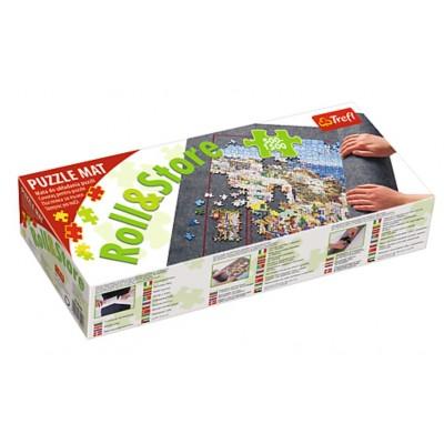 Trefl-60985 Roll & Store 500 - 1500 Teile