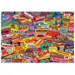Wentworth-752513 Holzpuzzle - Crazy Candy
