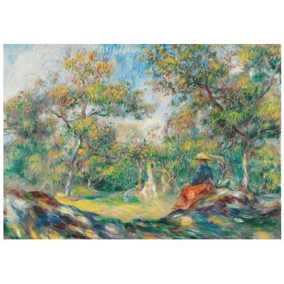 Wentworth-801104 Holzpuzzle - Pierre Auguste Renoir - Pierre Auguste Renoir