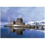 Wentworth-812705 Holzpuzzle - Eilean Donan Castle
