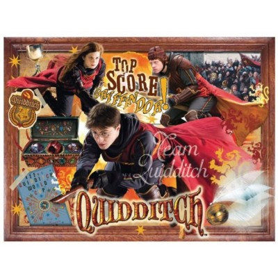 Puzzle  Winning-Moves-02497 Harry Potter (TM) - Quidditch