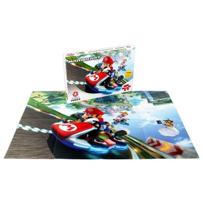 Puzzle  Winning-Moves-02948 Super Mario - Mario Kart Fun Racer