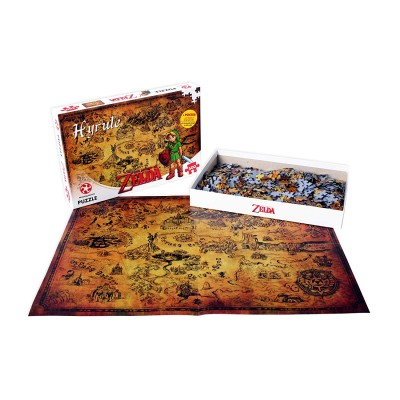 Puzzle  Winning-Moves-02949 The Legend of Zelda - Hyrule