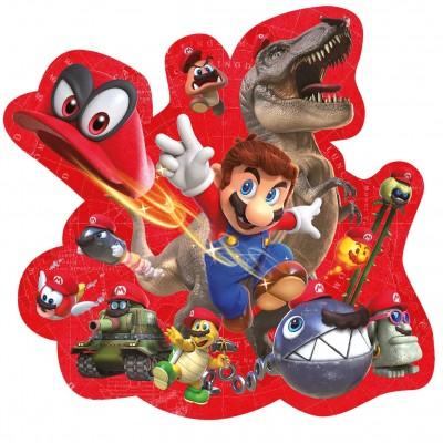 Puzzle  Winning-Moves-11323 Super Mario Odyssey - Mario & Cappy