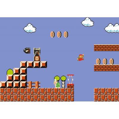 Puzzle Winning-Moves-11484 Super Mario Bros - High Jumper
