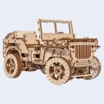 Wooden-City-WR309-8084 3D Holzpuzzle -  4x4