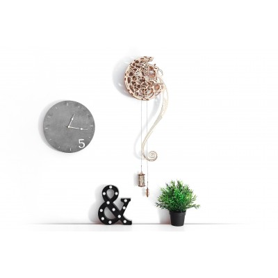Wooden-City-WR313-8152 3D Holzpuzzle - Pendulum