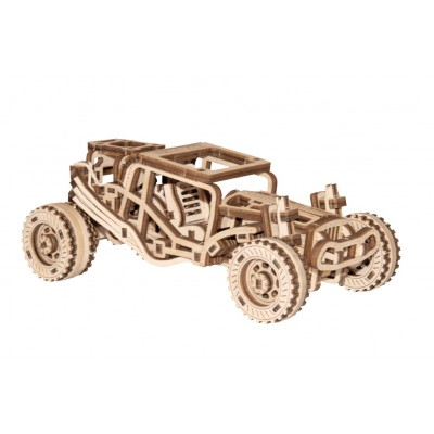 Wooden-City-WR336-8688 3D Holzpuzzle -  Buggy
