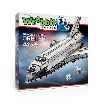 Wrebbit-3D-1008 3D Puzzle - Orbiter Space Shuttle