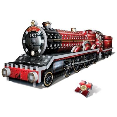 Wrebbit-3D-1009 Puzzle 3D - Harry Potter: Hogwarts Express