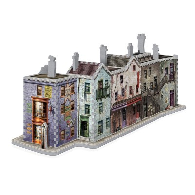 Wrebbit-3D-1010 3D Puzzle - Harry Potter (TM): Winkelgasse