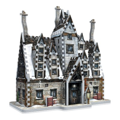 Wrebbit-3D-1012 3D Puzzle - Harry Potter (TM): Hogsmeade - The Three Broomsticks