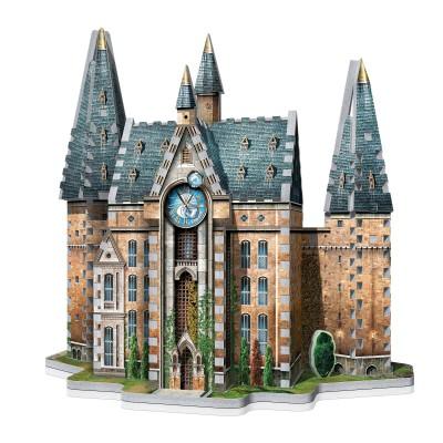 Wrebbit-3D-1013 3D Puzzle - Harry Potter - The Clock Tower