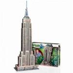 Wrebbit-3D-2007 3D Puzzle - New-York: Empire State Building