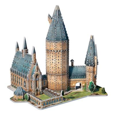 Wrebbit-3D-2014 3D Puzzle - Harry Potter (TM): Hogwarts - Große Halle
