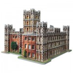 Wrebbit-3D-2019 3D Puzzle - Downton Abbey
